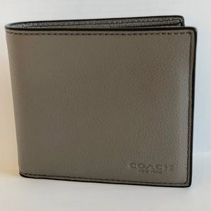 Men's Coach wallet